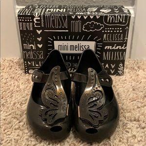 Mini Melissa Butterfly Shoe